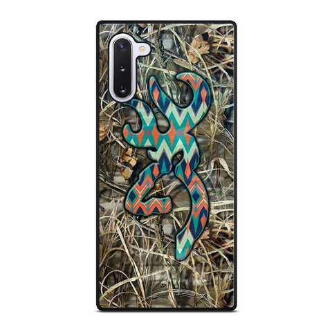 CAMO BROWNING LOGO Samsung Galaxy Note 10 Case Cover