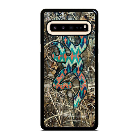 CAMO BROWNING LOGO Samsung Galaxy S10 5G Case Cover