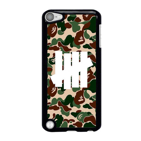 CAMO UNDEFEATED LOGO iPod Touch 5 Case
