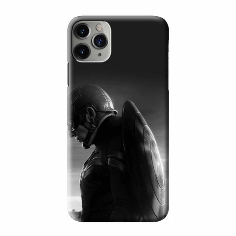 CAPTAIN AMERICA SAD iPhone 3D Case Cover