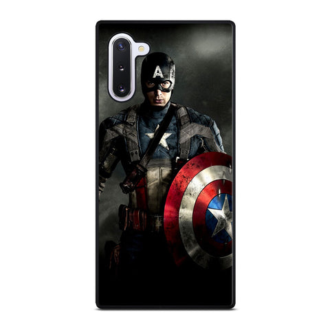 CAPTAIN AMERICA  MARVEL Samsung Galaxy Note 10 Case Cover