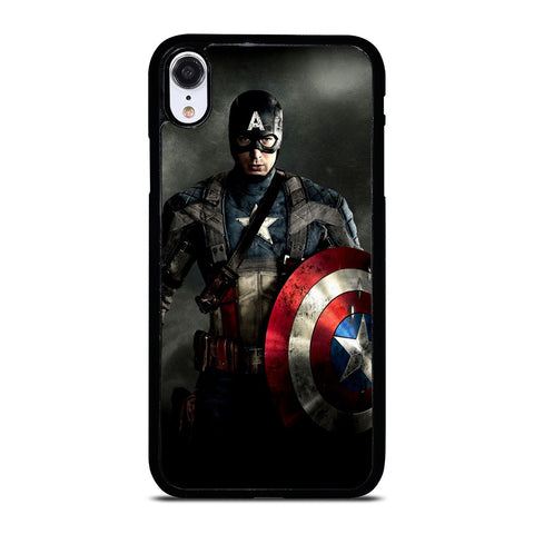 CAPTAIN AMERICA  MARVEL iPhone XR Case Cover