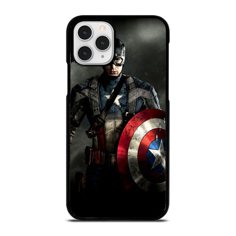 CAPTAIN AMERICA  MARVEL iPhone 11 Pro Case Cover