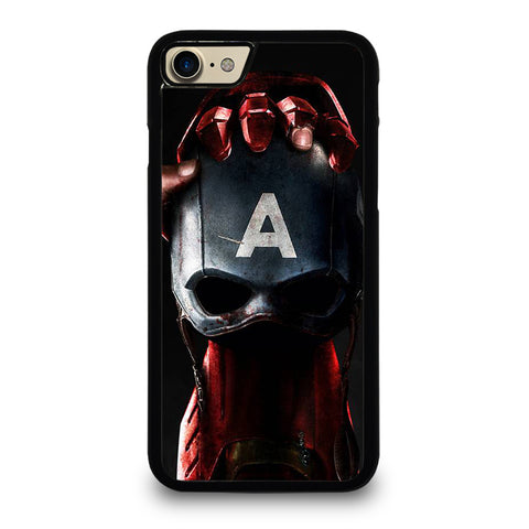 CAPTAIN AMERICA VS IRON MAN iPhone 7 / 8 Case Cover