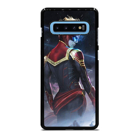 CAPTAIN MARVEL  AVENGERS Samsung Galaxy S10 Plus Case Cover