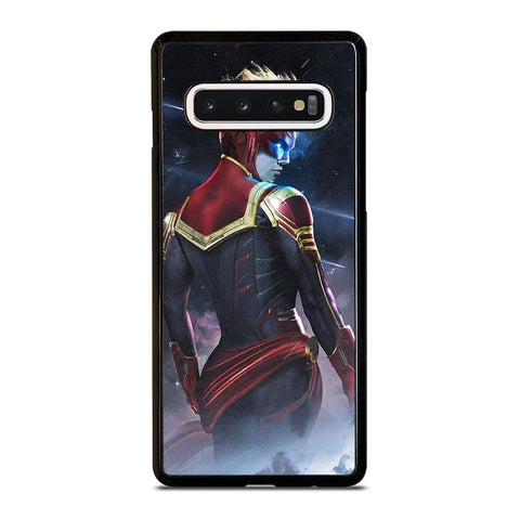 CAPTAIN MARVEL  AVENGERS Samsung Galaxy S10 Case Cover