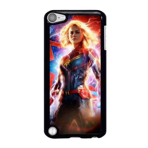 CAPTAIN MARVEL SUPER HERO iPod Touch 5 Case