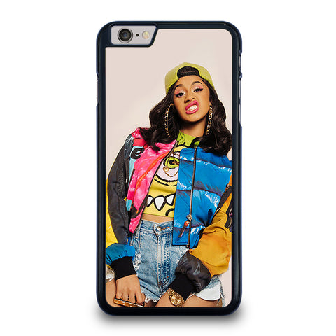 CARDI B HIP HOP HOT iPhone 6 / 6S Plus Case Cover