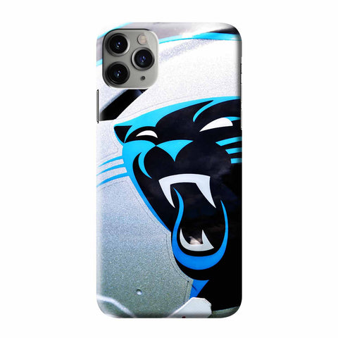 CAROLINA PANTHERS LOGO iPhone 3D Case Cover