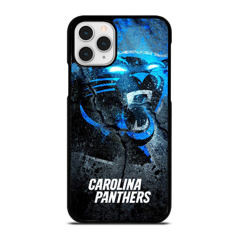 CAROLINA PANTHERS NFL iPhone 11 Pro Case Cover