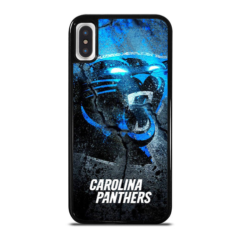 CAROLINA PANTHERS NFL iPhone X / XS Case Cover