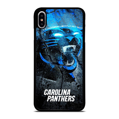 CAROLINA PANTHERS NFL iPhone XS Max Case Cover