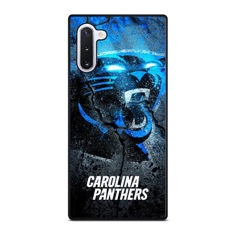 CAROLINA PANTHERS NFL Samsung Galaxy Note 10 Case Cover