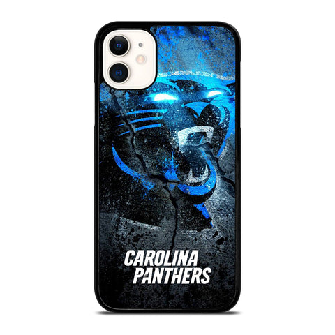 CAROLINA PANTHERS NFL iPhone 11 Case Cover