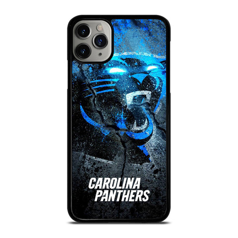 CAROLINA PANTHERS NFL iPhone 11 Pro Max Case Cover