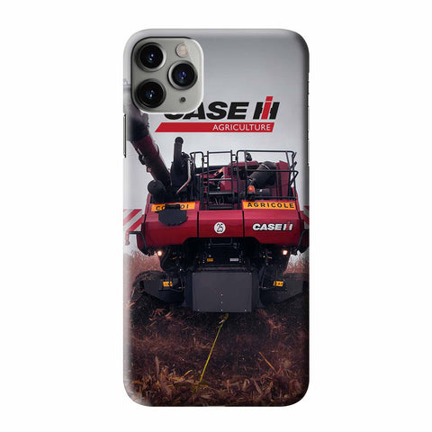CASE IH TRACTOR iPhone 3D Case Cover