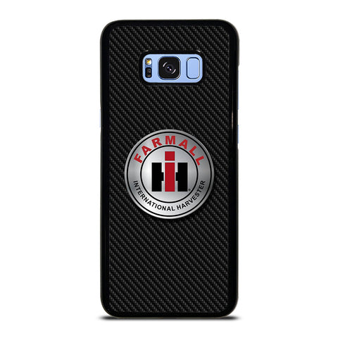 CASE IH INTERNATIONAL HARVESTER CARBON Samsung Galaxy S8 Plus Case Cover