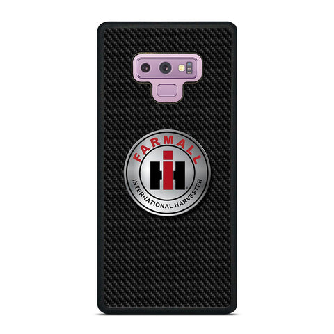 CASE IH INTERNATIONAL HARVESTER CARBON Samsung Galaxy Note 9 Case Cover