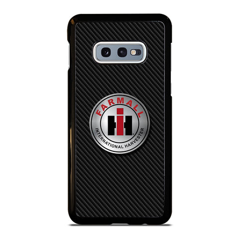 CASE IH INTERNATIONAL HARVESTER CARBON Samsung Galaxy S10e Case Cover