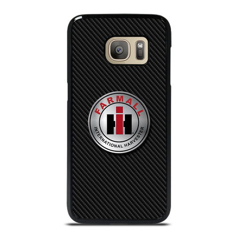 CASE IH INTERNATIONAL HARVESTER CARBON Samsung Galaxy S7 Case Cover