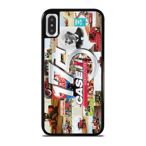 CASE IH INTERNATIONAL HARVESTER SYMBOL iPhone X / XS Case Cover