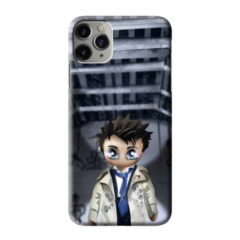 CASTIEL ANGEL  iPhone 3D Case Cover