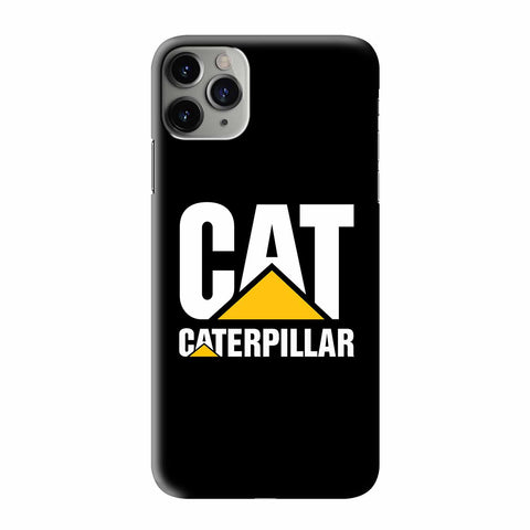 CAT CATERPILLAR LOGO 2 iPhone 3D Case Cover