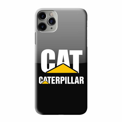 CAT CATERPILLAR LOGO iPhone 3D Case Cover
