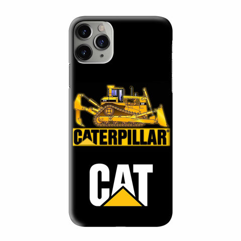 CATERPILLAR EXCAVATOR  iPhone 3D Case Cover