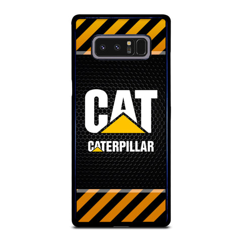 CAT CATERPILLAR METAL SYMBOL Samsung Galaxy Note 8 Case Cover