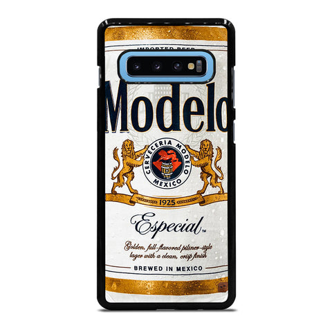 CERVESA MODELO ESPECIAL BEER Samsung Galaxy S10 Plus Case Cover
