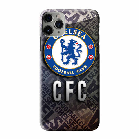 CFC CHELSEA FC LOGO iPhone 3D Case Cover