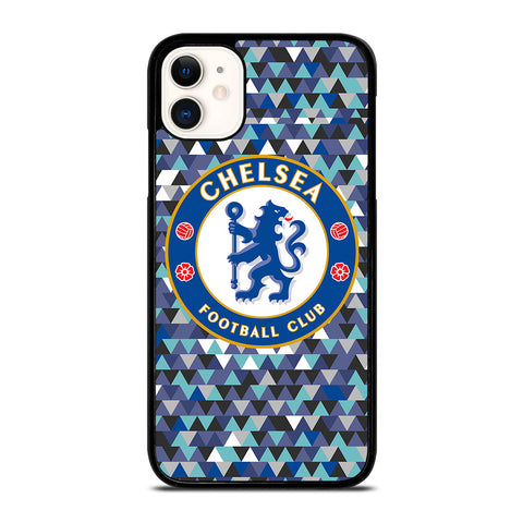 CHELSEA LOGO FOOTBALL CLUB iPhone 11 Case Cover