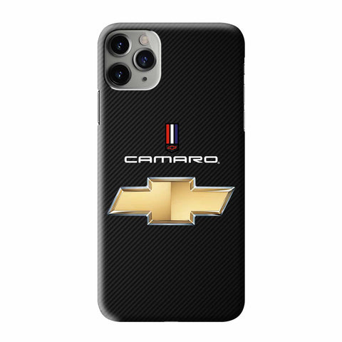CHEVROLET CAMARO CARBON iPhone 3D Case Cover