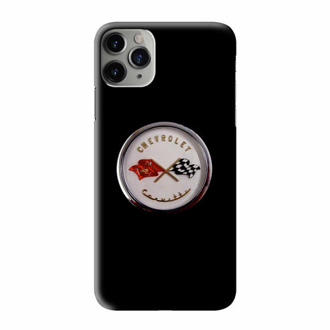 CHEVROLET CORVETTE iPhone 3D Case Cover