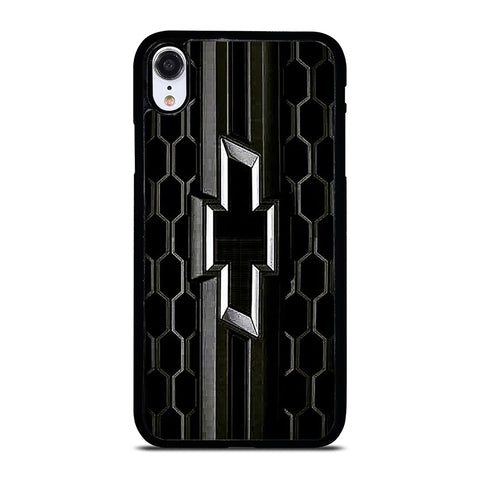 CHEVROLET METAL GRILLE LOGO Phone XR Case Cover