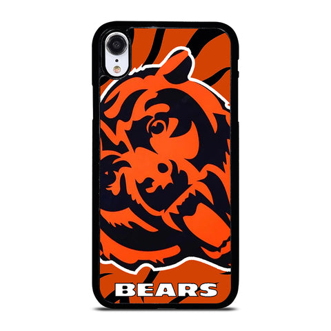 CHICAGO BEARS FOOTBALL SYMBOL Phone XR Case Cover