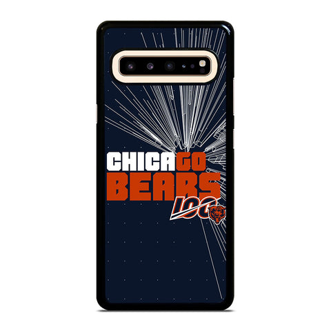 CHICAGO BEARS ICON Samsung Galaxy S10 5G Case Cover