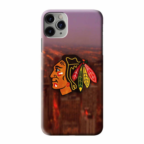 CHICAGO BLACKHAWKS  iPhone 3D Case Cover