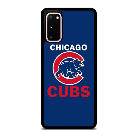 CHICAGO CUBS LOGO Samsung Galaxy S20 Case Cover