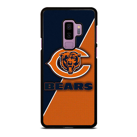 CHICAGO BEARS LOGO Samsung Galaxy S9 Plus Case Cover