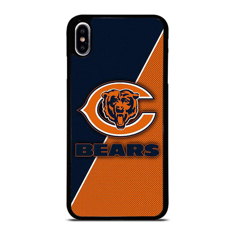 CHICAGO BEARS LOGO iPhone XS Max Case Cover