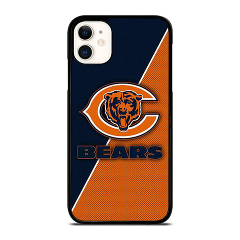 CHICAGO BEARS LOGO iPhone 11 Case Cover