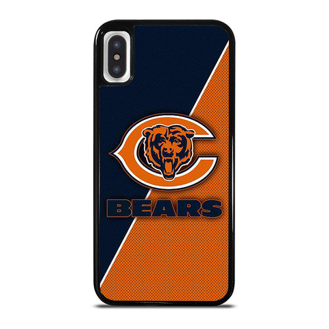 CHICAGO BEARS LOGO iPhone X / XS Case Cover