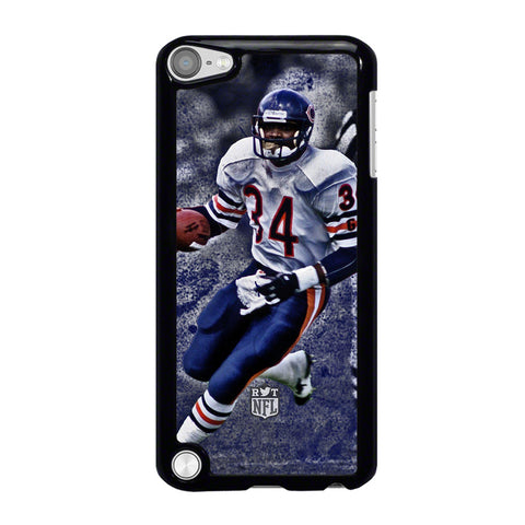 CHICAGO BEARS WALTER PAYTON NFL iPod Touch 5 Case