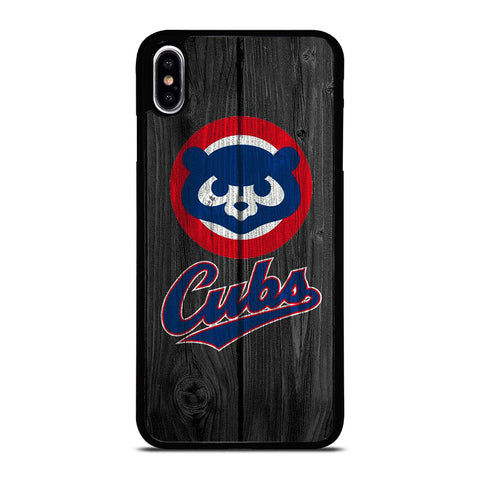 CHICAGO CUBS iPhone XS Max Case Cover