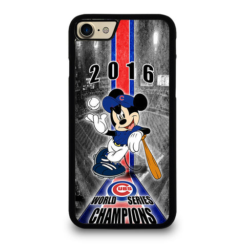 CHICAGO CUBS MICKEY MOUSE iPhone 7 / 8 Case Cover
