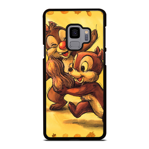 CHIP AND DALE CARTOON Samsung Galaxy S9 Case Cover