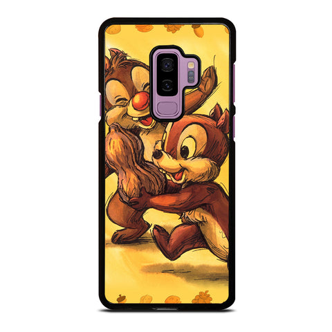 CHIP AND DALE CARTOON Samsung Galaxy S9 Plus Case Cover