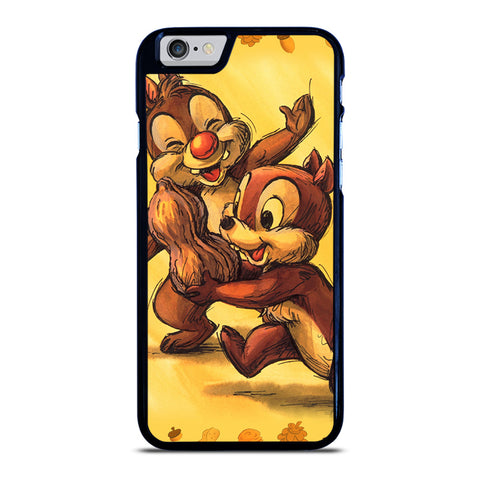 CHIP AND DALE CARTOON iPhone 6 / 6S Case Cover